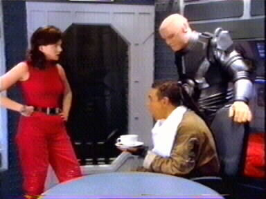 Kochanski, Lister and Kryten